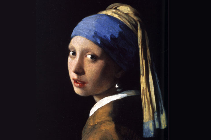 Johannes Vermeer, 1665, The Girl With The Pearl Earring