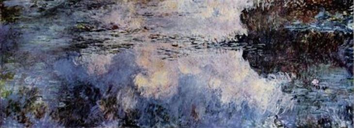 Claude Monet, lillies