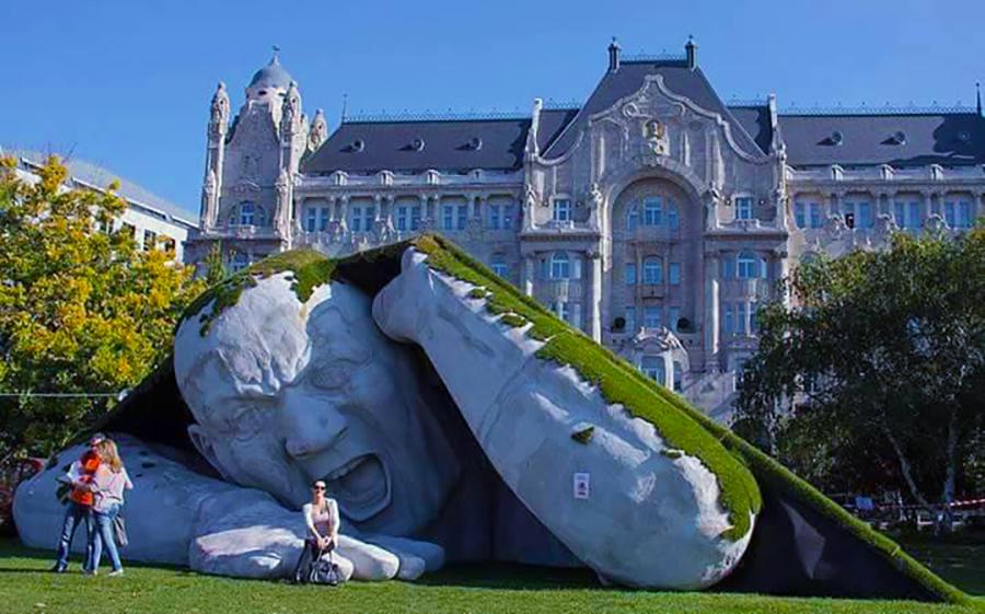 50 esculturas surpreendentes e criativas que vão te deixar de boca aberta.