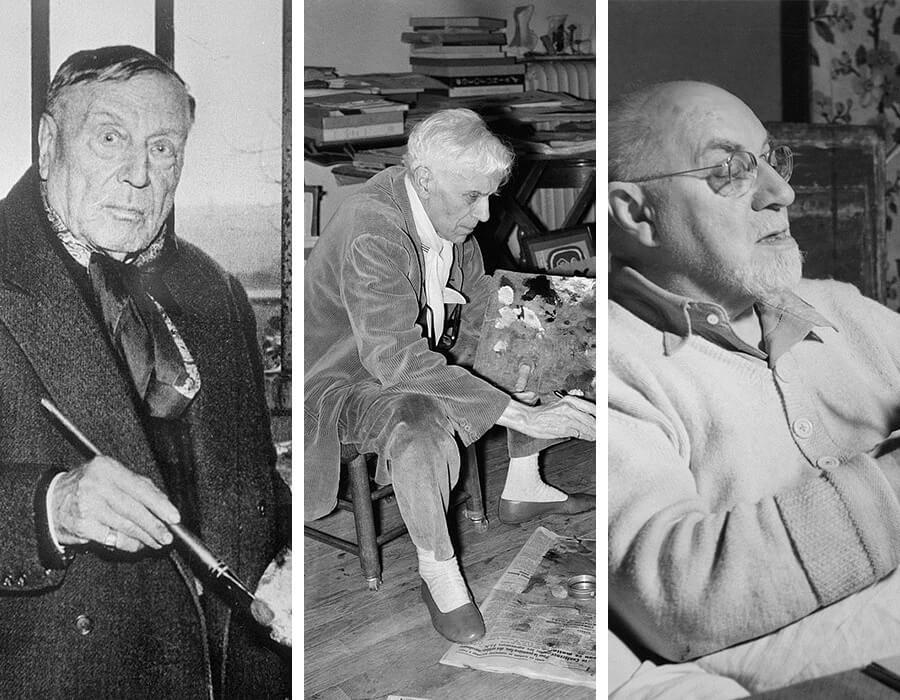 Os 7 principais artistas que fizeram parte do fauvismo para você conhecer!