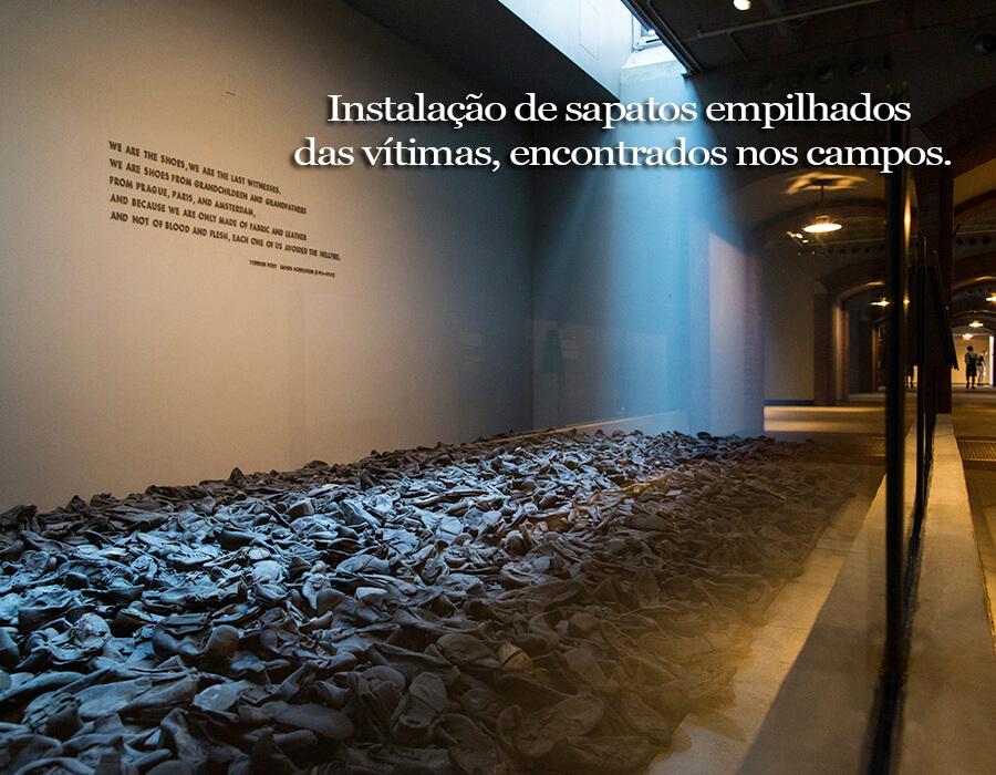 Reflexões no museu mais triste da capital americana: Holocaust Memorial Museum