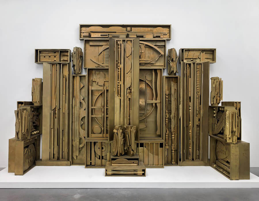 expressionismo abstrato; Louise Nevelson
