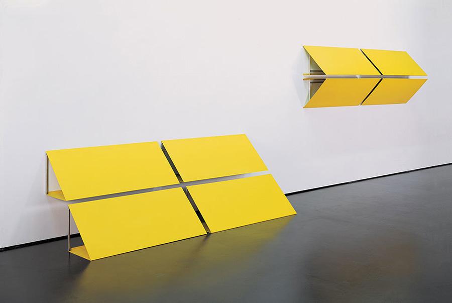 Charlotte Posenenske - mulheres minimalistas