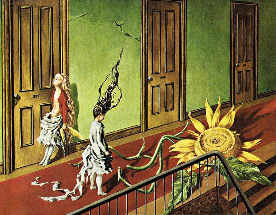 Mulheres Surrealistas: Dorothea Tanning