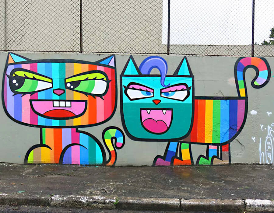 street art - minhau