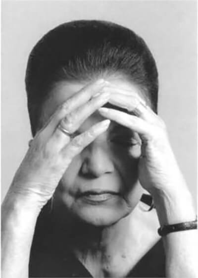 "Lygia Clark: ""Pensamento mudo"" - 1971"