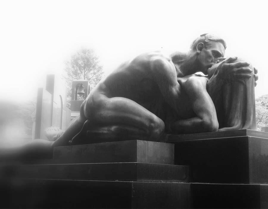 Os cemitérios e a origem da civilização humana