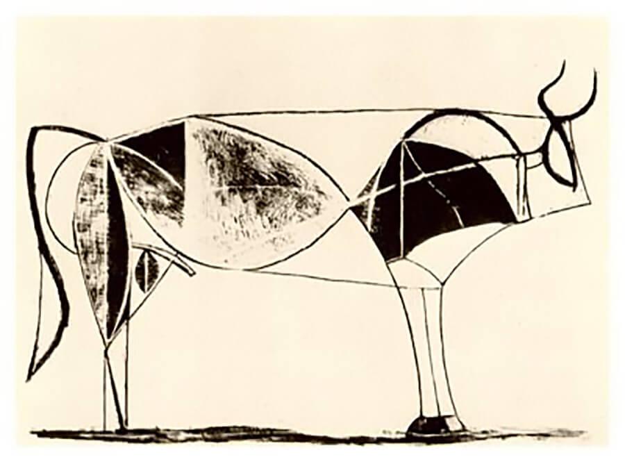 El toro de Picasso 7