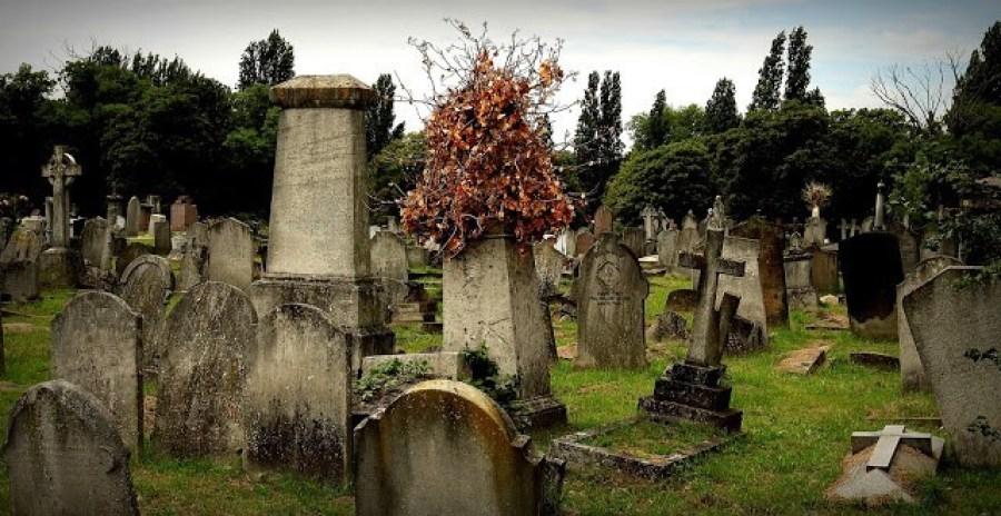Cemitério medieval Kensal Green – Londres