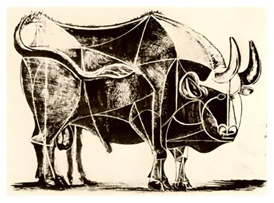 El toro de Picasso 4