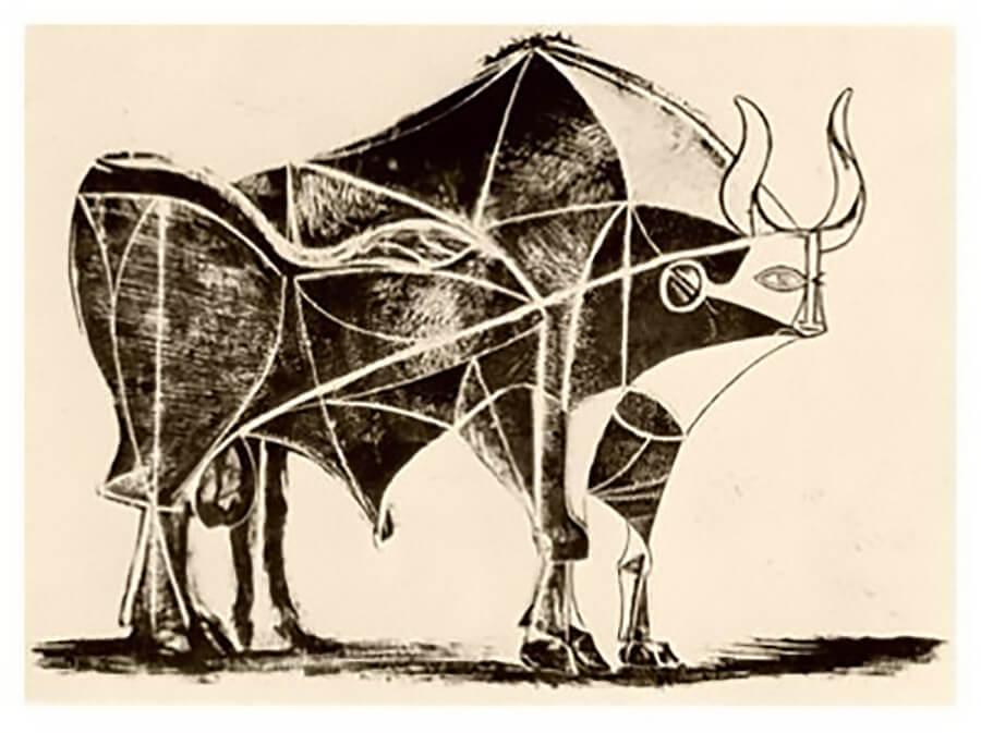 El toro de Picasso 5