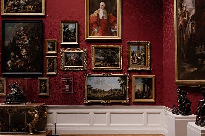 colecionador de arte