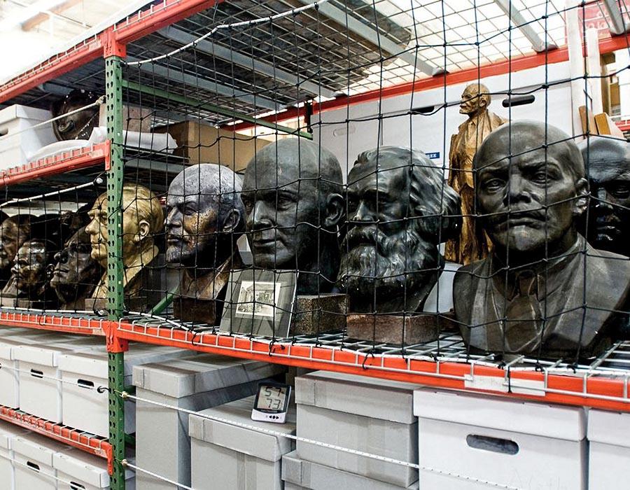 100 mil artefatos Soviéticos em museu na Califórnia