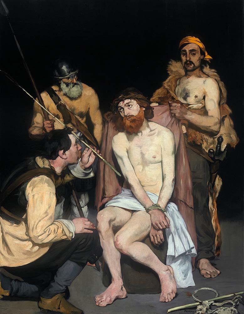 Édouard Manet: pinturas grátis