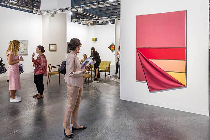 Art Basel Miami, Galleries, Bergamin and Gomide, PR