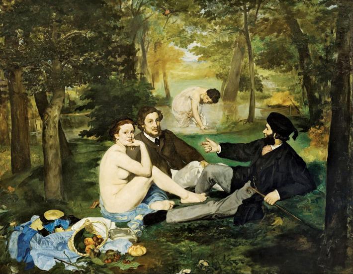 Como ser um artista: Manet