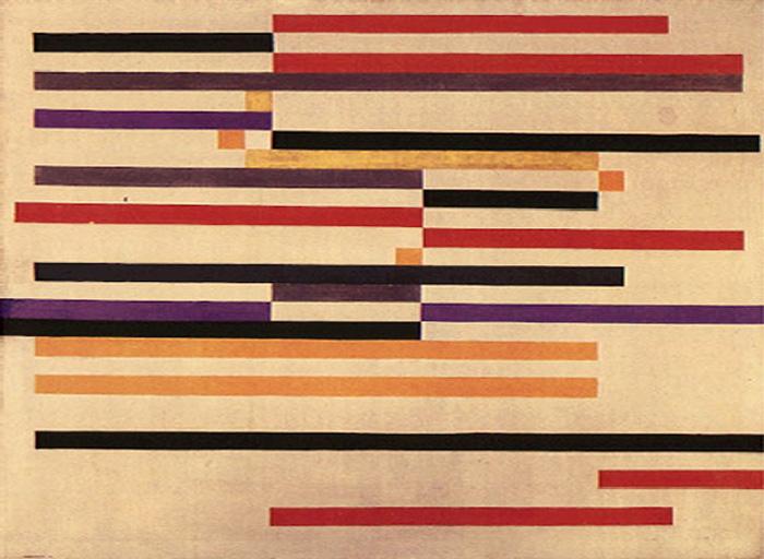 arte abstrata; waldemar cordeiro; Movimento (1951)
