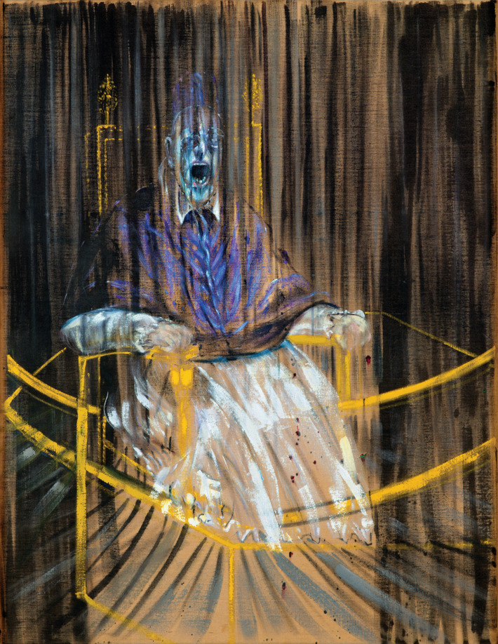 Pope, Francis Bacon