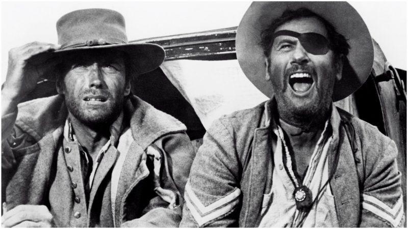 Clint e Eli Wallach