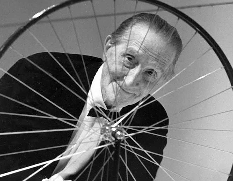 """Não foi Duchamp quem criou o """"ready made"""""""