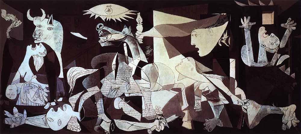 obras; Guernica-de-Picasso