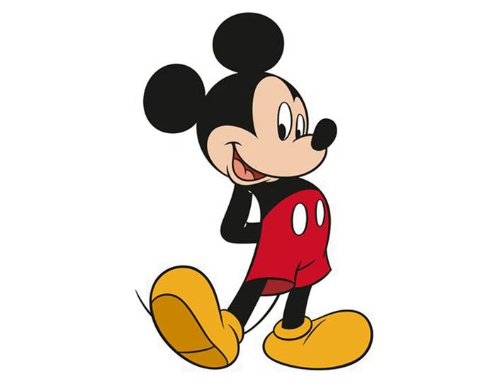 desenhos animados; Mickey-Mouse