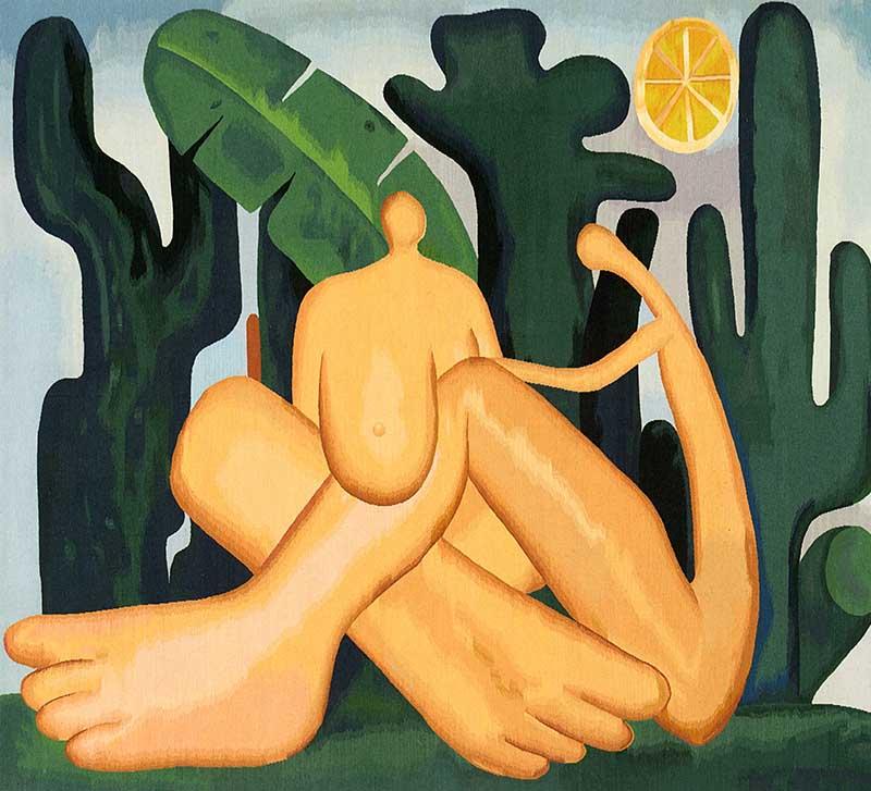Tarsila do Amaral | Antropofagia,  1929