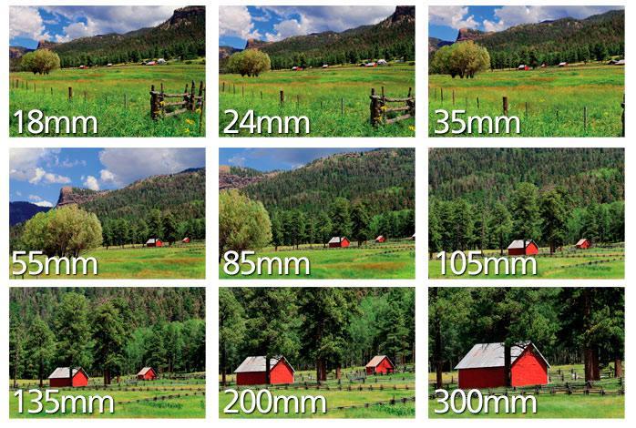 Lentes fotográficas; como fotografar paisagens