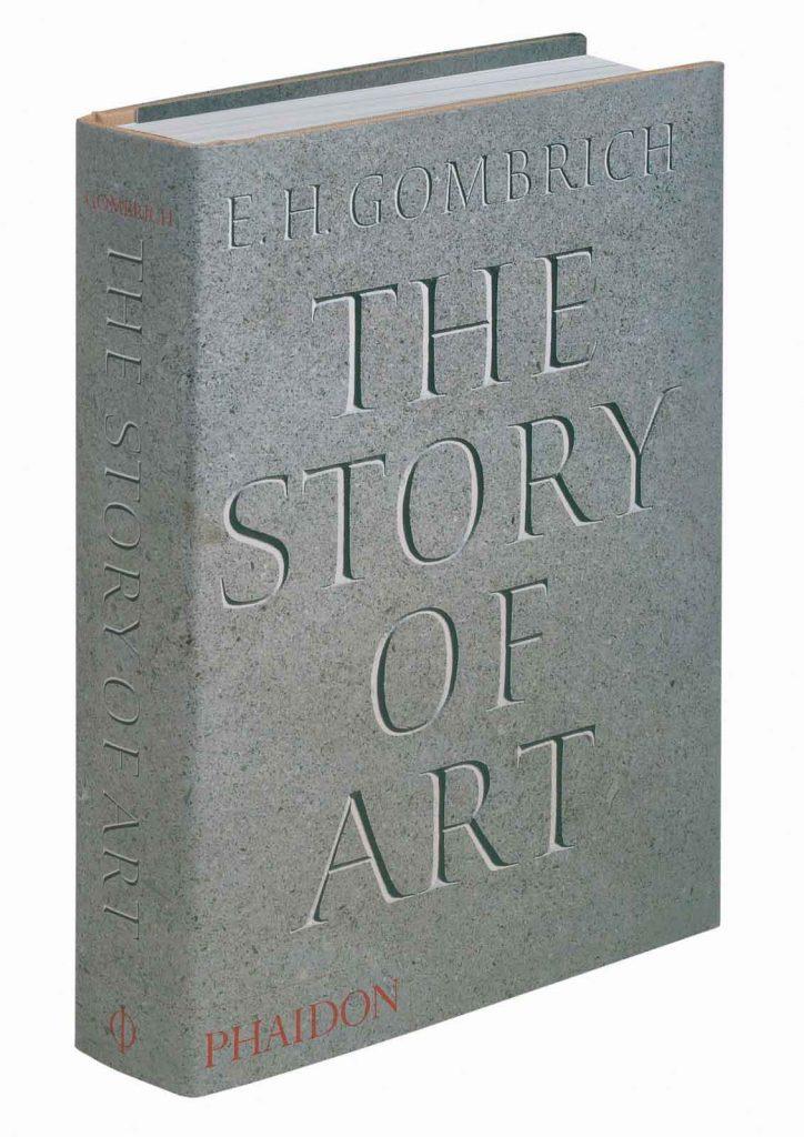Livro (Story of Art) História da Arte de Ernst Gombrich