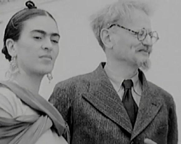 trotsky e kahlo