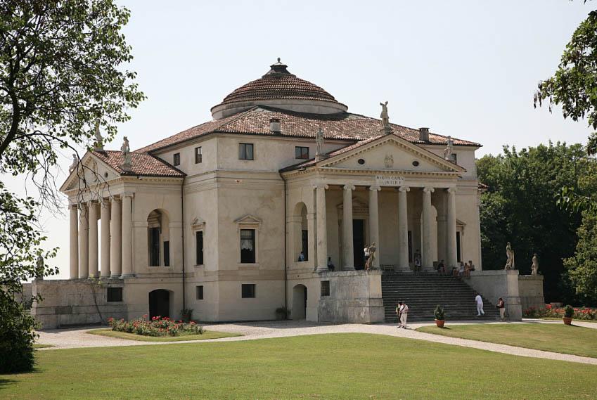 La Rotonda de Andrea Palladio