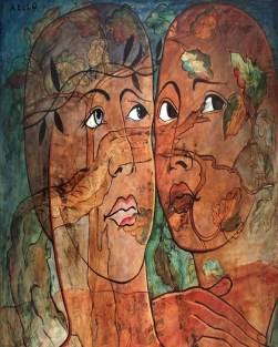 cubismo; Francis Picabia; Aello (1930)