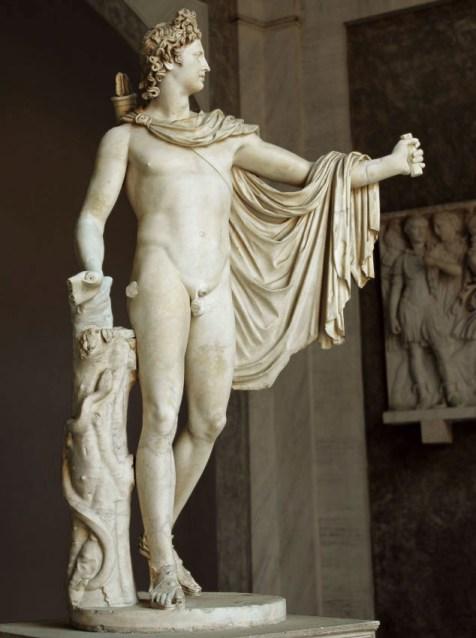 Período clássico; Apolo Belvedere