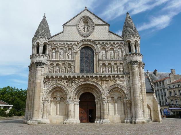 Igreja Notre-Dame de Poitiers