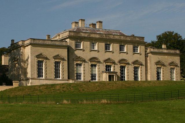 Painswick House rococó