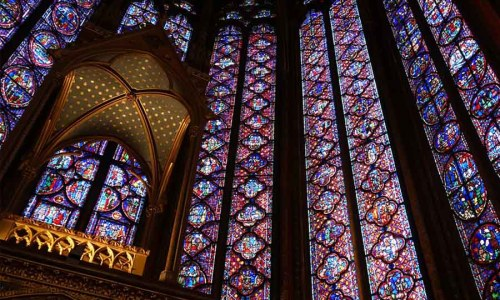 Vitral gótico