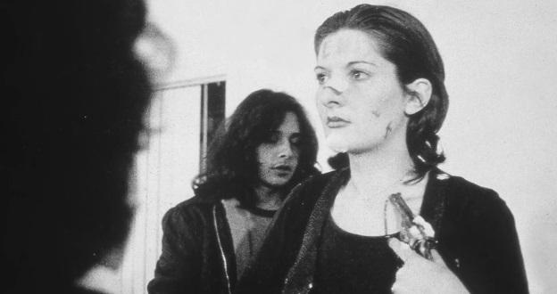 "Marina Abramovic. Performance ""Ritmo""(1975)"