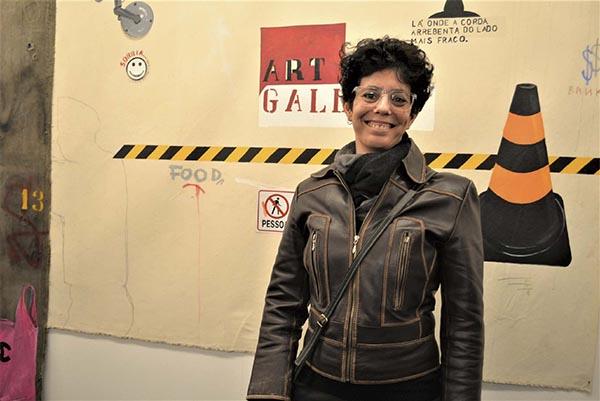 Camila Alvite; Baró Galeria