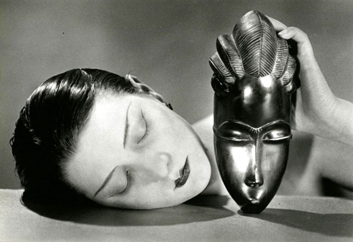 Mostra no CCBB; Man Ray - Noire et blanche (1926)
