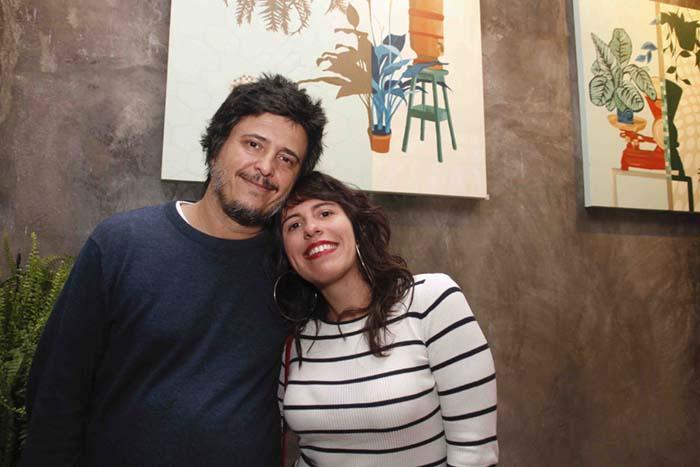 Mzk e Adriana Terra Galeria Zero;