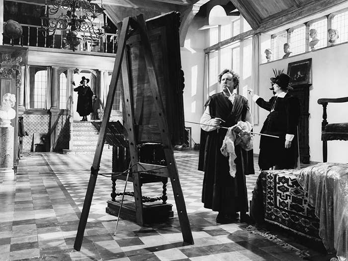 história da arte; Rembrandt (1936)