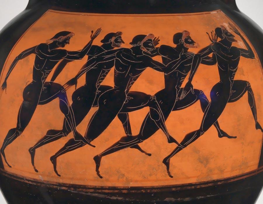 A arte grega e seus diferentes períodos