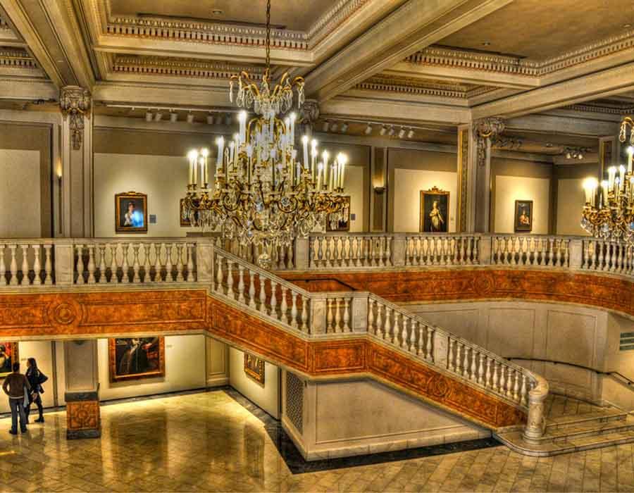 O maior museu do mundo dedicado a artistas femininas