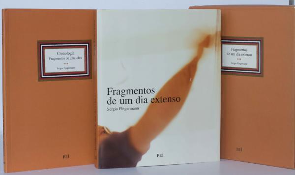 Sergio Fingermann: Fragmentos de um Dia Extenso