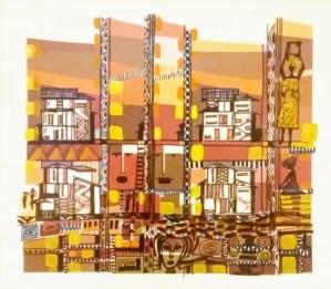 Kika Marciano - Africa 54 × 70 - 2015