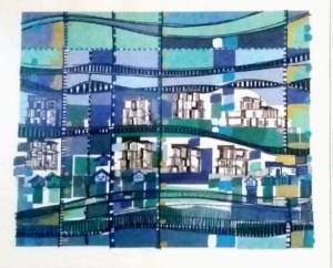 Kika Marciano - alvorecer - 49 × 60