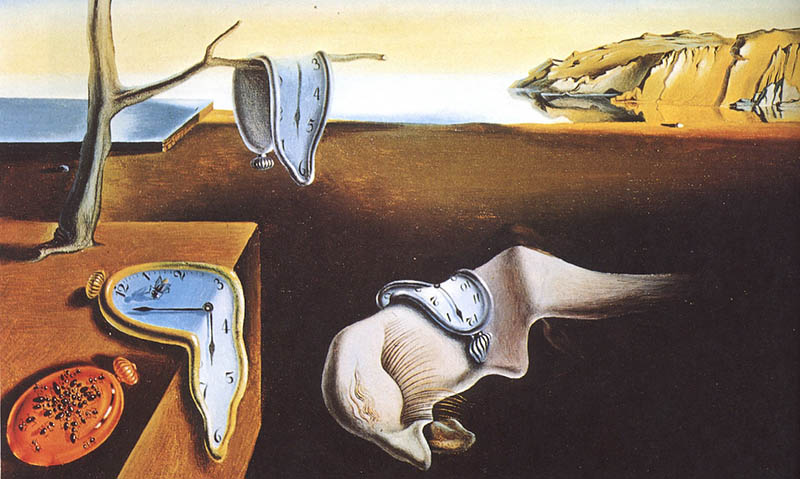 Salvador Dali | The Persistence Of Memory