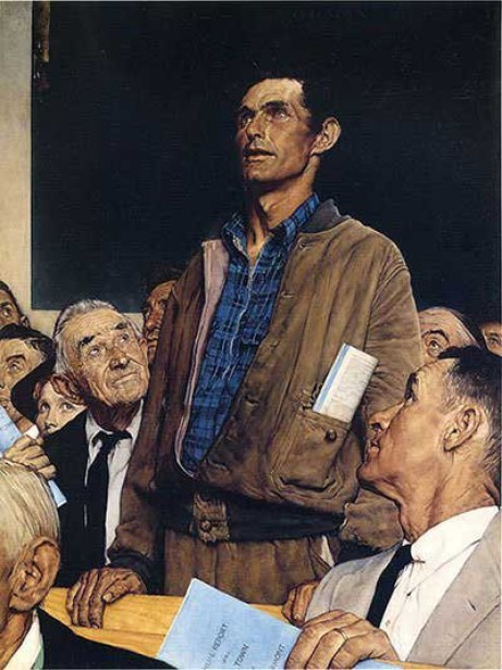 Freedom-of-Speech-1943-Norman-Rockwell
