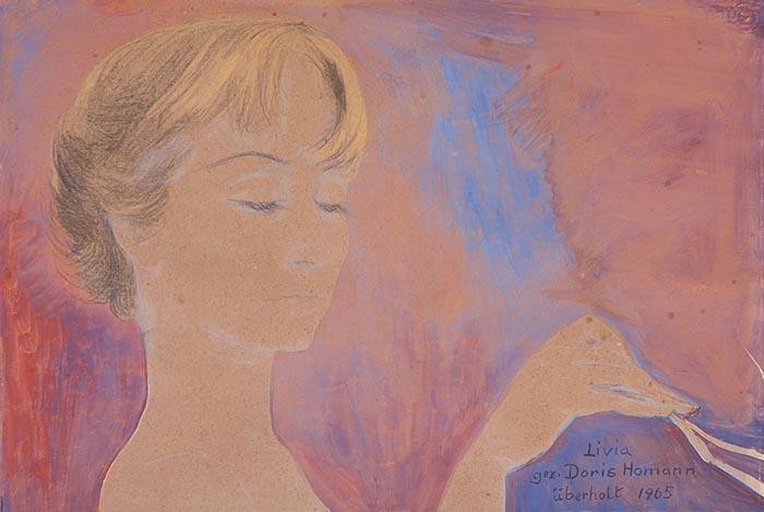 Retrato de Livia