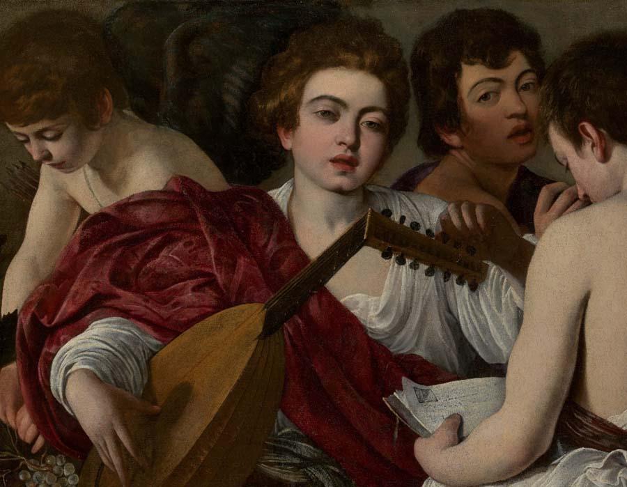 Caravaggio: a verdade dramática
